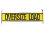 ez hook oversize load sign escort