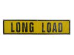 grommet load load sign