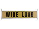 ez hook wide load sign